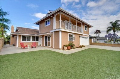 16091 Tellim Lane, Huntington Beach, CA 92647 - MLS#: PW18095704