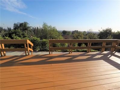 11520 Scenic Drive, Whittier, CA 90601 - MLS#: PW18096035