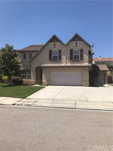 8255 Lavender Lane, Riverside, CA 92508 - MLS#: PW18096489