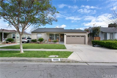 15155 Starbuck Street, Whittier, CA 90603 - MLS#: PW18096794