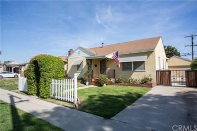 5341 E Brittain Street, Long Beach, CA 90808 - MLS#: PW18097111