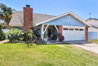 364 Burr Street, Corona, CA 92882 - MLS#: PW18097197