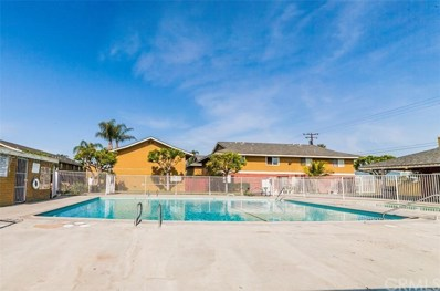 631 S Fairview Street UNIT 5F, Santa Ana, CA 92704 - MLS#: PW18097443