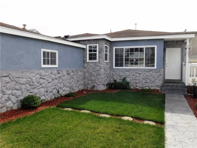 3812 W 135th Street, Hawthorne, CA 90250 - MLS#: PW18097469