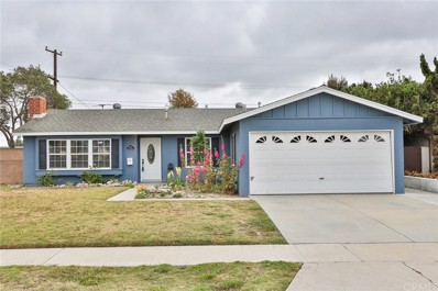6472 Santa Barbara Avenue, Garden Grove, CA 92845 - MLS#: PW18097484