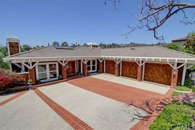 145 Flowerfield Lane, La Habra Heights, CA 90631 - MLS#: PW18097519