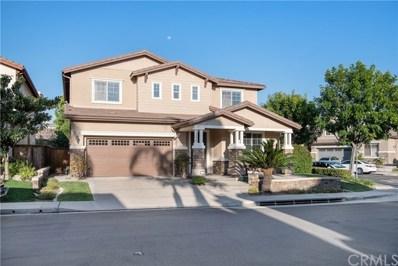 1250 N Fairbury Lane, Anaheim Hills, CA 92807 - MLS#: PW18097886