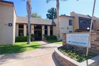 801 S Lyon Street UNIT A117, Santa Ana, CA 92705 - MLS#: PW18098107