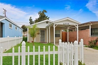 11535 Foster Road, Norwalk, CA 90650 - MLS#: PW18098802