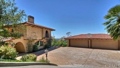 11331 La Vereda Drive, North Tustin, CA 92705 - MLS#: PW18098842