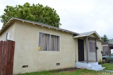 72 E Ellis Street, Long Beach, CA 90805 - MLS#: PW18099741