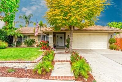 2072 Applegate Drive, Corona, CA 92882 - MLS#: PW18100013