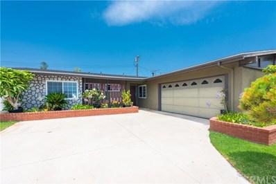 9281 Groton Drive, Huntington Beach, CA 92646 - MLS#: PW18100098