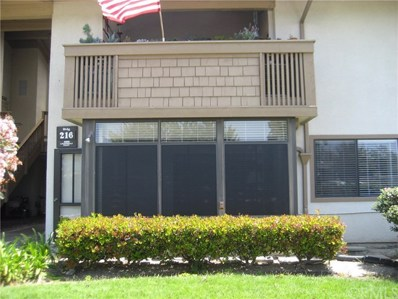 8888 Lauderdale Court UNIT 216A, Huntington Beach, CA 92646 - MLS#: PW18100152