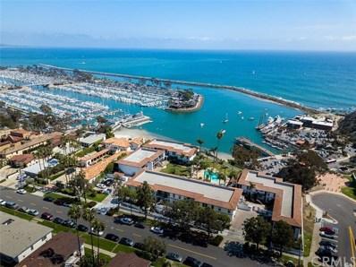 24242 Santa Clara Avenue UNIT 16, Dana Point, CA 92629 - MLS#: PW18100763