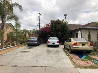 1635 E Romneya Drive, Anaheim, CA 92805 - MLS#: PW18100967