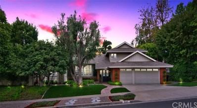5311 Pasatiempo Drive, Yorba Linda, CA 92886 - MLS#: PW18101603