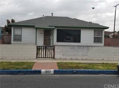 1012 S Aprilia Avenue, Compton, CA 90220 - MLS#: PW18101792