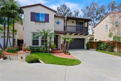 79 Radiance Lane, Rancho Santa Margarita, CA 92688 - MLS#: PW18101804