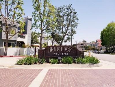 4653 E 4th Street UNIT 20, Long Beach, CA 90814 - MLS#: PW18102770