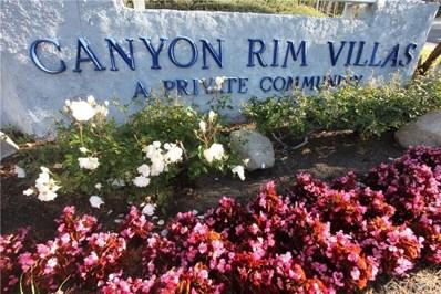 445 S Ranch View Circle UNIT 6, Anaheim Hills, CA 92807 - MLS#: PW18102920