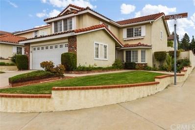 4360 Via Del Obispo, Yorba Linda, CA 92886 - MLS#: PW18103252