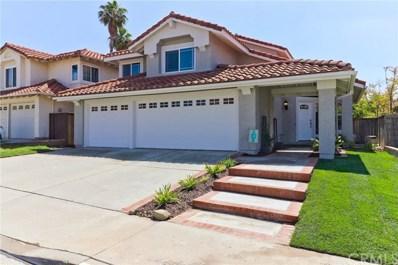 12 Via De La Mesa, Rancho Santa Margarita, CA 92688 - MLS#: PW18103289