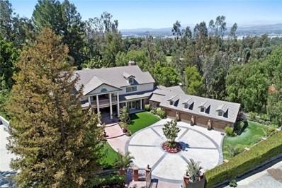 4981 E Copa De Oro Drive, Anaheim Hills, CA 92807 - MLS#: PW18103715