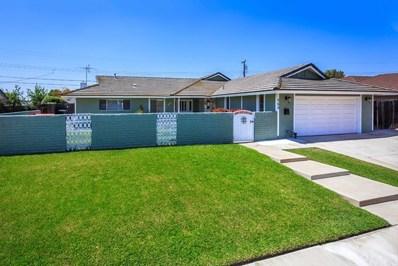 860 Bernard Drive, Fullerton, CA 92835 - MLS#: PW18104324