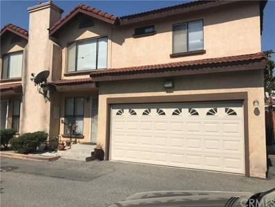 4018 W 5th Street UNIT F, Santa Ana, CA 92703 - MLS#: PW18105286