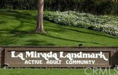 15911 Alta Vista Drive UNIT 705D, La Mirada, CA 90638 - MLS#: PW18105417