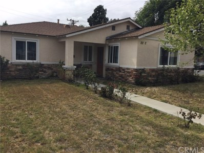2202 S Flower Street, Santa Ana, CA 92707 - MLS#: PW18105436