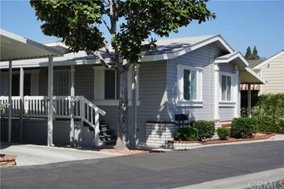 161 E. Orangethorpe Avenue UNIT 99, Placentia, CA 92870 - MLS#: PW18107173