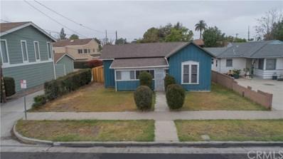 168 S Parker Street, Orange, CA 92868 - MLS#: PW18107731