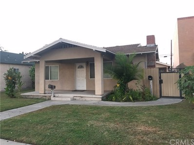 321 E Commonwealth Avenue, Fullerton, CA 92832 - MLS#: PW18108325