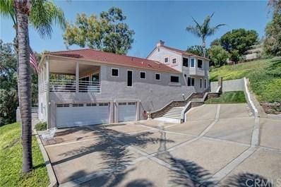 1610 N Cypress Street, La Habra Heights, CA 90631 - MLS#: PW18108931