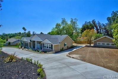 12601 Daniger Road, North Tustin, CA 92705 - MLS#: PW18109204