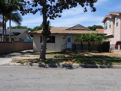151 W Harcourt Street, Long Beach, CA 90805 - MLS#: PW18109459