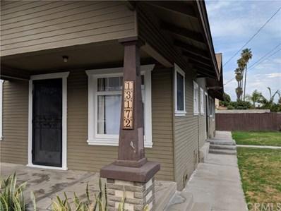 13172 Westlake Street, Garden Grove, CA 92843 - MLS#: PW18109846