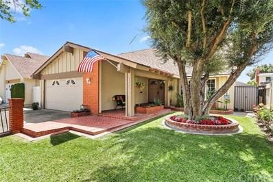 14662 Dartmouth Circle, Tustin, CA 92780 - MLS#: PW18109938