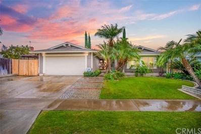 4354 E Elkstone Avenue, Anaheim Hills, CA 92807 - MLS#: PW18110112