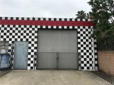 2222 2nd Street, Santa Ana, CA 92703 - MLS#: PW18110178
