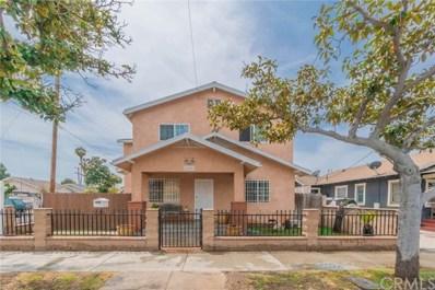 2160 E 15th Street, Long Beach, CA 90804 - MLS#: PW18110929