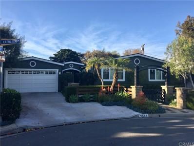 1501 Kathleen Lane, Newport Beach, CA 92660 - MLS#: PW18110994