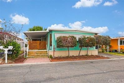 507 S Euclid Street UNIT 182, Santa Ana, CA 92704 - MLS#: PW18112462