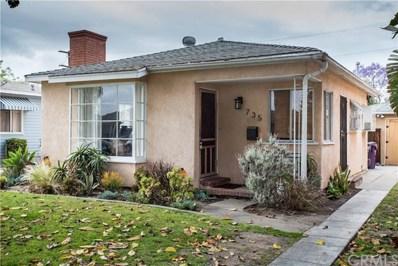 735 W 28th Street, Long Beach, CA 90806 - MLS#: PW18113046
