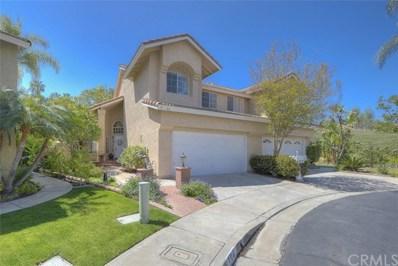 704 S Palomino Lane, Anaheim Hills, CA 92807 - MLS#: PW18113156