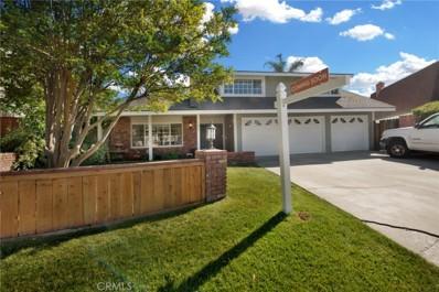 1090 Oakcrest Avenue, Brea, CA 92821 - MLS#: PW18113356