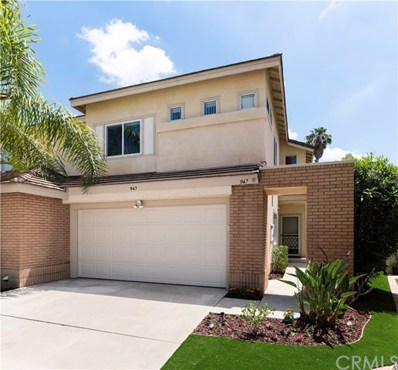 947 S Flintridge Way, Anaheim Hills, CA 92808 - MLS#: PW18114188