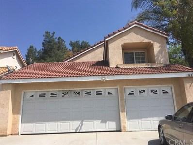 16860 Calle Pinata, Moreno Valley, CA 92551 - MLS#: PW18114484